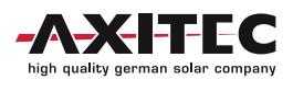 Логотип AXITEC